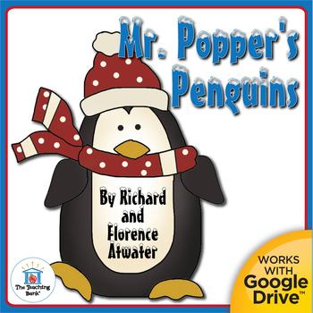 Book mr popper penguins
