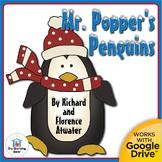 Mr. Popper's Penguins Novel Study Book Unit Distance Learning