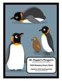 Mr. Popper's Penguins Chapter-by-Chapter Objective Tests