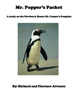 Mr Popper's Penguins Packet