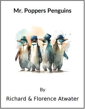 Mr. Popper's Penguins -  (Reed Novel Studies)