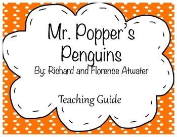 Mr. Popper's Penguins Teaching Guide