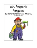 Mr. Popper's Penguins, Text-Based Questions, Poetry, Opinion Writing