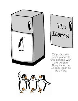 Mr. Popper's Penguins Unit Lapbook Pieces