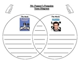 Mr. Popper's Penguins Venn Diagram