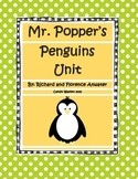 Mr. Popper's Penguins WHOLE Unit