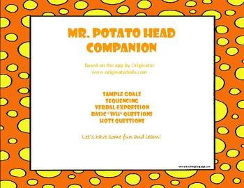 Mr. Potato Head Companion (Full)