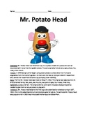 Mr. Potato Head - Full Life Story Information Facts Questions Vocabulary
