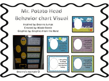 Mr. Potato Head Rules Posters