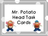 Mr. Potato Head Task Cards