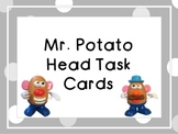 Mr. Potato Head Task Cards