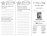 Mr. Putter & Tabby See the Stars Trifold - Wonders 2nd Gr Un 3 Weeks 3-4 (2020)