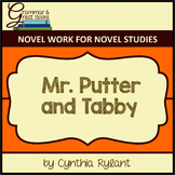 Mr. Putter & Tabby: Writing Complete Sentences
