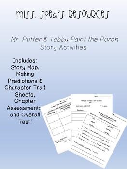 Mr. Putter Unit Activities