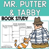 Book Study: Mr. Putter and Tabby