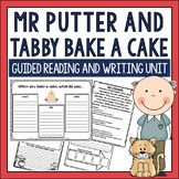 Mr. Putter and Tabby Bake the Cake by Cynthia Rylant Unit