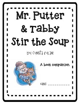 Mr. Putter and Tabby Book Companion