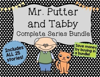 Mr. Putter and Tabby Complete Series Bundle