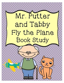 Mr. Putter and Tabby Fly the Plane Assessment