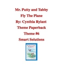 Mr. Putter and Tabby Fly the Plane-Houghton Mifflin Third Grade (Theme #6)