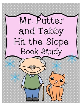 Mr. Putter and Tabby Hit the Slope