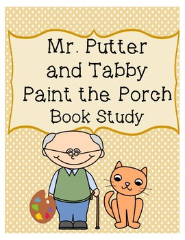 Mr. Putter and Tabby Paint the Porch