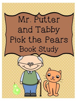 Mr. Putter and Tabby Pick the Pears