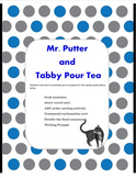 Mr. Putter and Tabby Pour Tea Center Pack