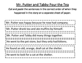 Mr. Putter and Tabby Pour the Tea (Retelling)