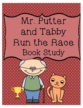 Mr. Putter and Tabby Run the Race