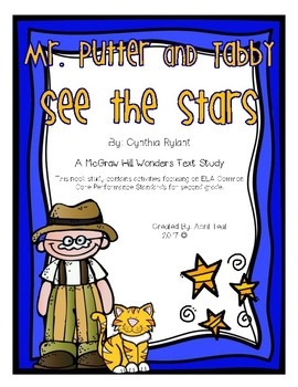 Mr. Putter and Tabby See the Stars Story Pack