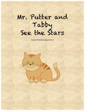 Mr. Putter and Tabby See the Stars comprehension questions