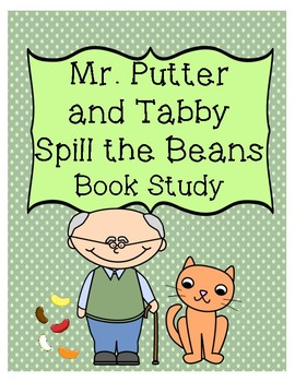 Mr. Putter and Tabby Spill the Beans