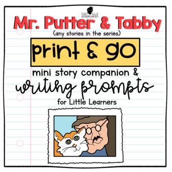 Mr Putter Writes The Book Teaching Resources Teachers Pay Teachers