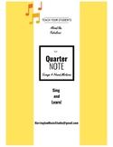 Mr. Quarter Note