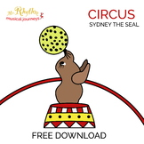 Sydney the Seal from Musical Circus