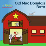 Mr. Rhythm's Old MacDonald's Farm Children's Play