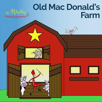 Old MacDonald's Farm Musical Play (full set)