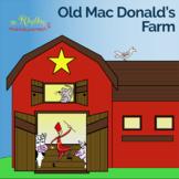 Mr. Rhythm's Old MacDonald's Farm Children's Play
