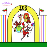 Zoo Holiday Musical Play (full set)