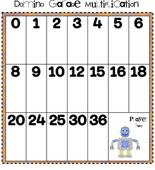 Mr. Roboto Domino Games