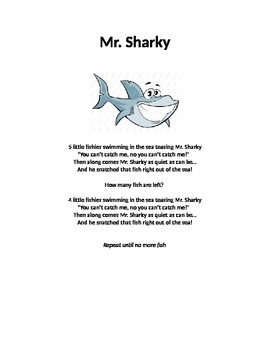 Mr. Sharky