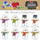 Mr Shivers Clipart Collection || Commercial Use Allowed