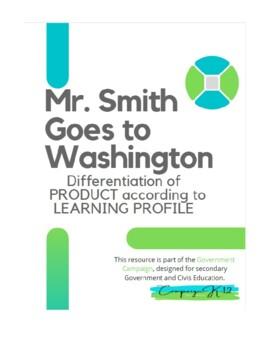 Mr Smith Goes To Washington Teaching Resources Teachers Pay Teachers