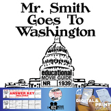 Mr. Smith Goes to Washington Movie Guide | Questions | Worksheet (1939)