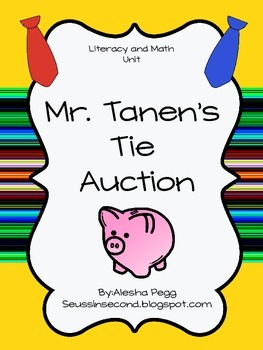 Mr. Tanen Tie Auction Money Persuasive Letter Journeys