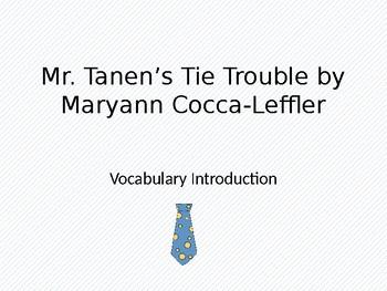 Mr. Tanen's Tie Trouble (Grade 2- Journeys)