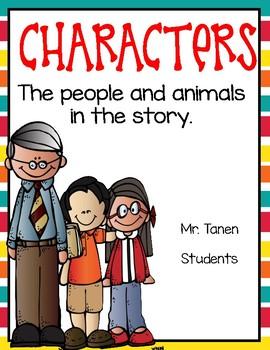Mr. Tanen's Tie Trouble Journeys Unit 4 Lesson 16