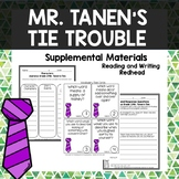 Mr. Tanen's Ties - Journeys Second Grade Week 16