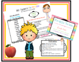 Mr. Tanen's Tie Trouble